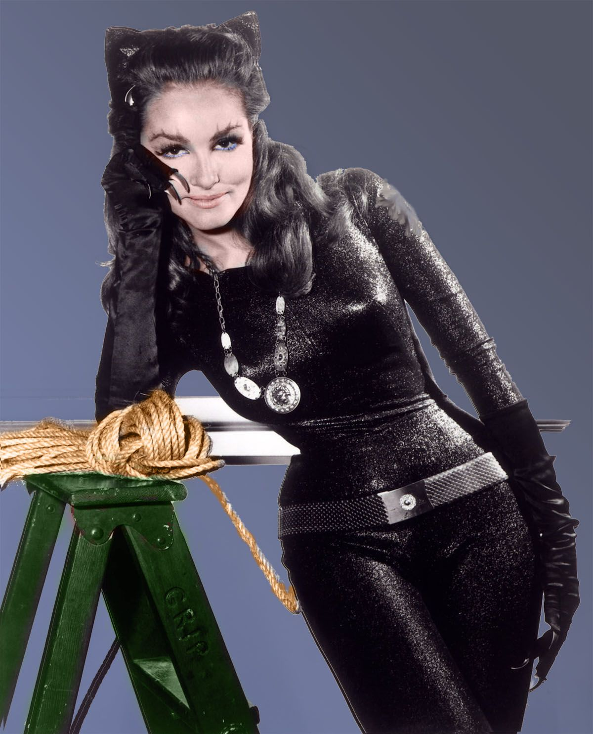 More Julie Newmar